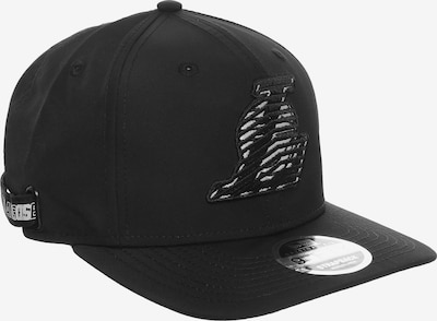 NEW ERA Cap 'NBA Los Angeles Lakers' in hellgrau / schwarz, Produktansicht