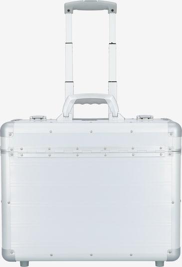 ALUMAXX Pilotenkoffer in de kleur Zilver, Productweergave