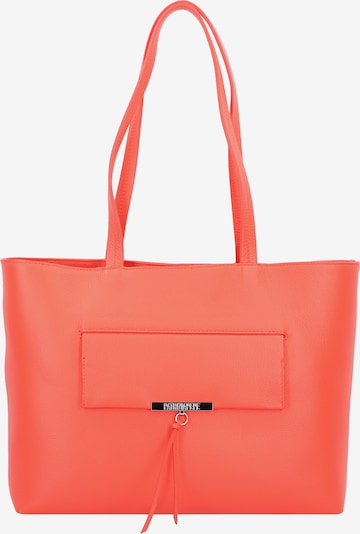 PATRIZIA PEPE Shopper Tasche Leder 37 cm in rot, Produktansicht
