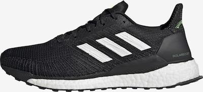 ADIDAS PERFORMANCE Laufschuhe 'Solarboost 19' in schwarz / weiß, Produktansicht