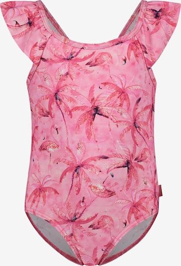 Noppies Badeanzug 'Compton' in pink / pitaya / schwarz, Produktansicht