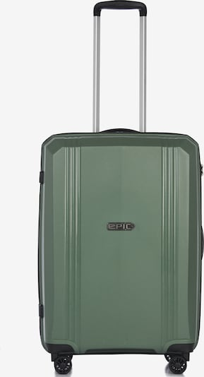Epic Airwave VTT BIO 4-Rollen Trolley 65 cm in grün, Produktansicht