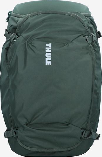 Thule Rucksack in dunkelgrün, Produktansicht