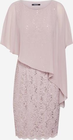 SWING Šaty - Béžová