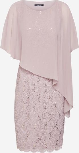 SWING Kokteilové šaty - tmavošedá / staroružová, Produkt