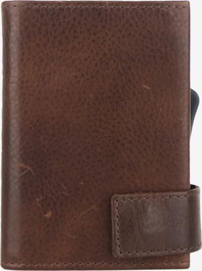 SecWal Portemonnee in de kleur Donkerbruin, Productweergave