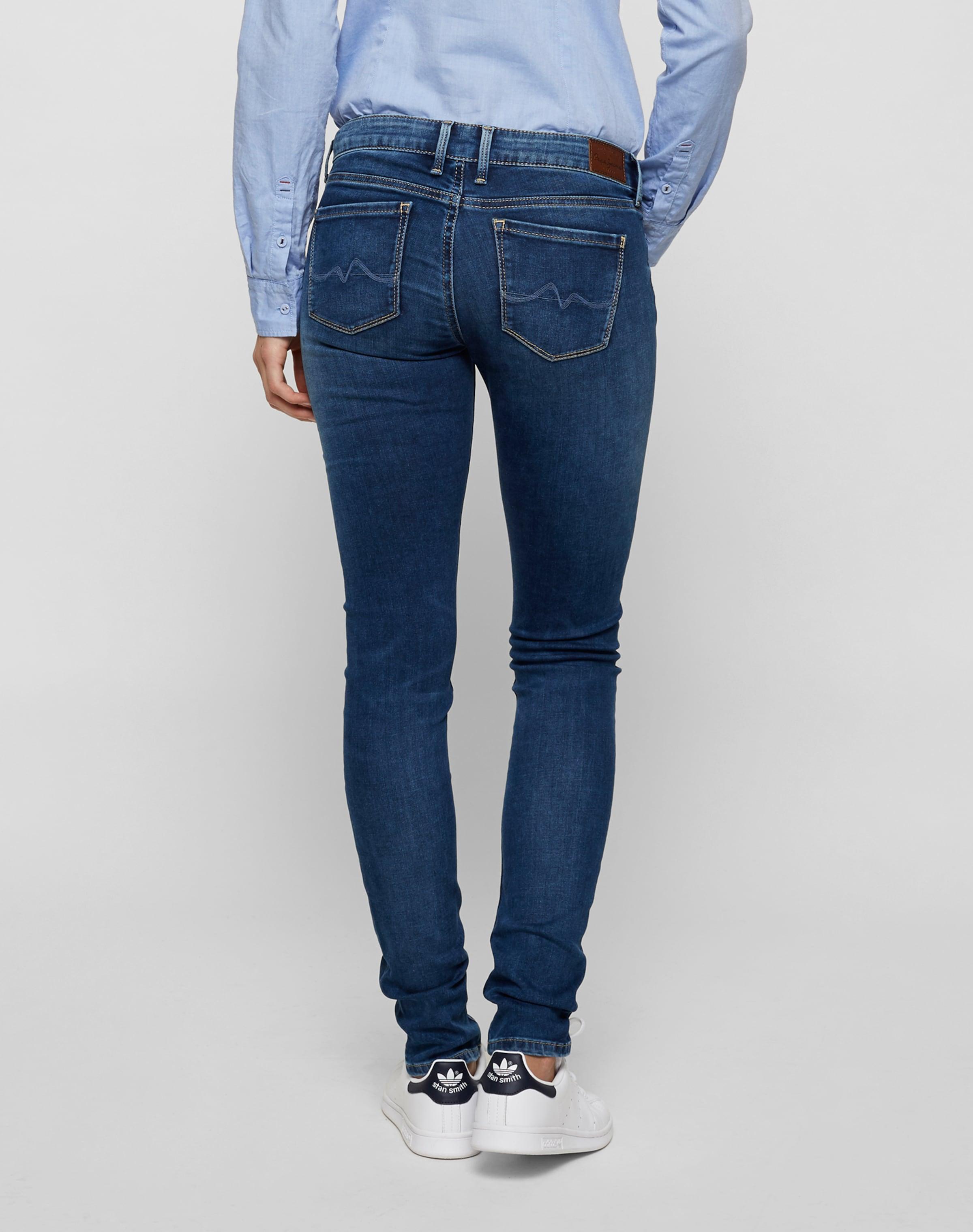Bleu Jean Jeans 'soho' Pepe En Denim kXPOZiu