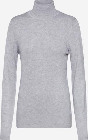 ICHI Sweater 'Mafa' in Grey
