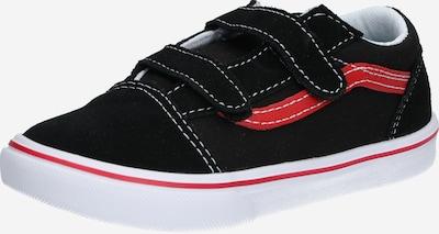 VANS Superge 'ComfyCush Old Sko' | rdeča / črna barva, Prikaz izdelka