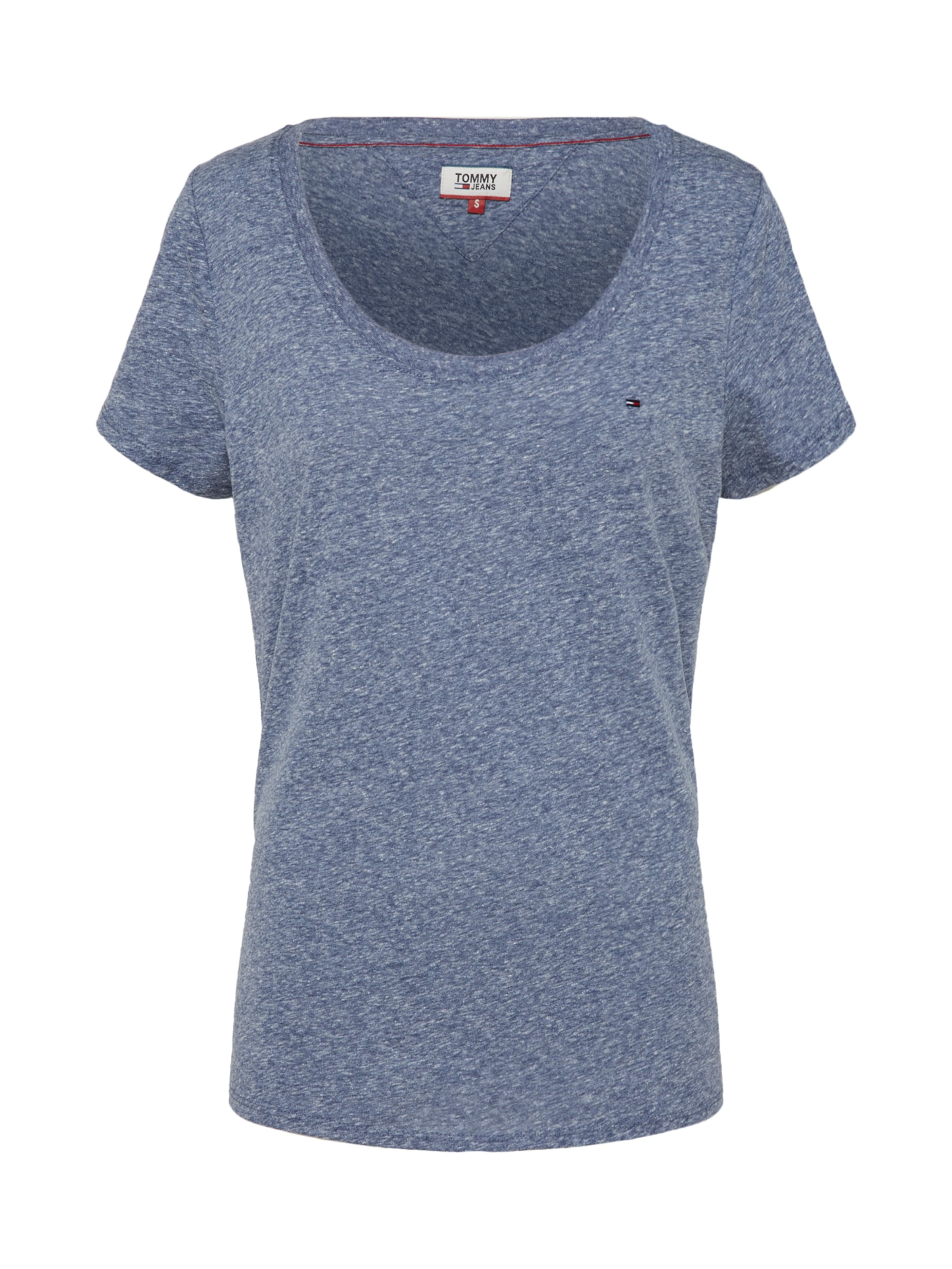 Tommy shirt T Jeans 'original In Triblend' Blau 80Nnvwm