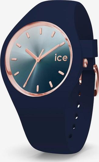 ICE WATCH Uhr in nachtblau / rosé / weiß, Produktansicht
