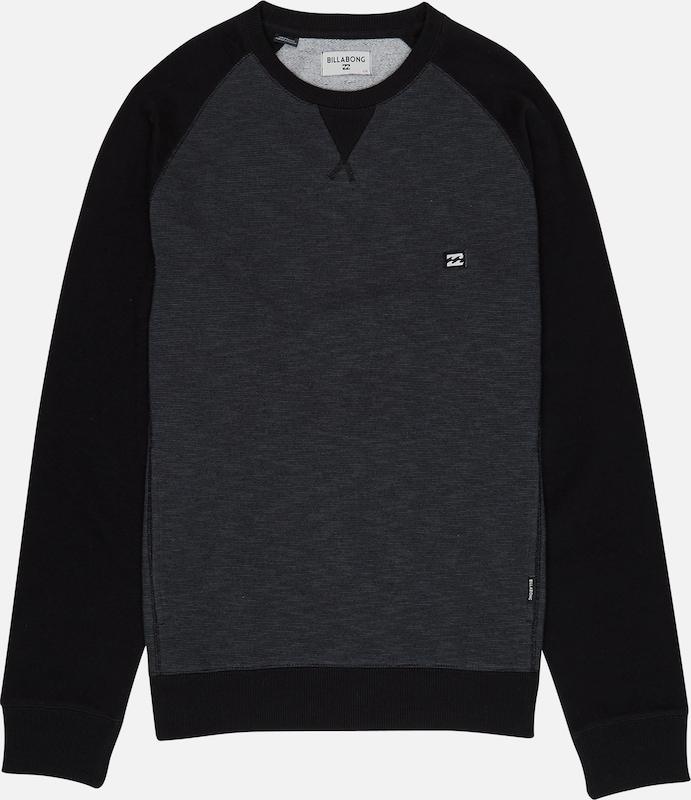 BILLABONG Sweatshirt 'Balance Crew' in schwarz    Freizeit, schlank, schlank a325ad