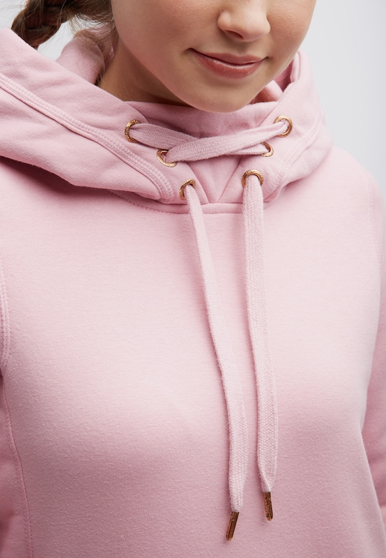 myMO ladies sweat jacket Pink