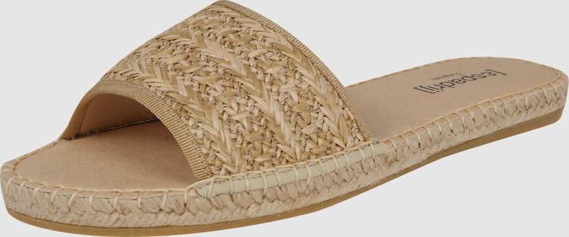 Espadrij l´originale Slipper 'Plage Raphia Textil Verkaufen Sie saisonale Aktionen