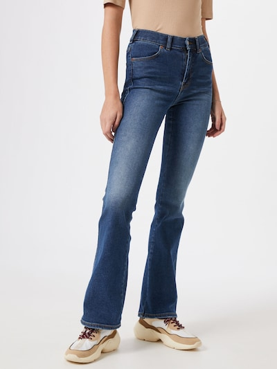 Dr. Denim Jeans 'Soniq' in blue denim, Modelansicht
