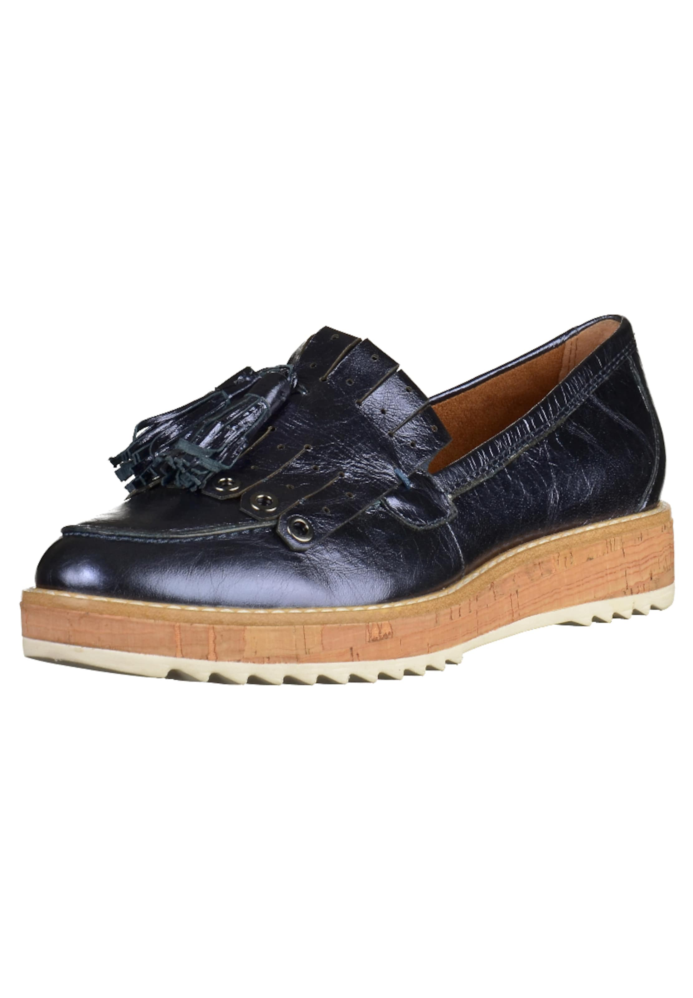 TAMARIS Metallic Plateau-Slipper Verschleißfeste billige Schuhe