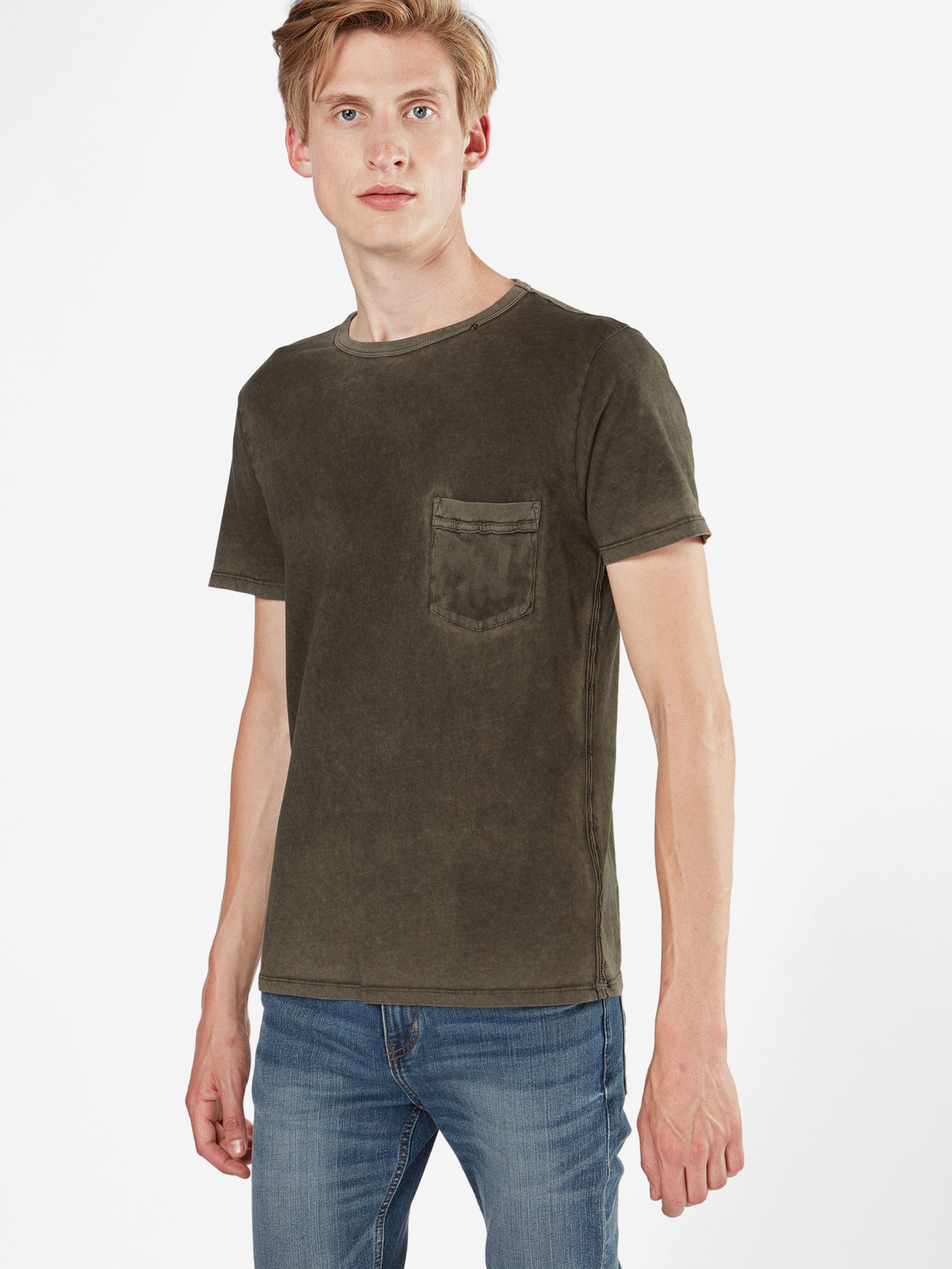 REPLAY T-Shirt Spielraum 2018 Günstigen Preis Kaufen Rabatt Erhalten Online Kaufen 5YgIT04wI
