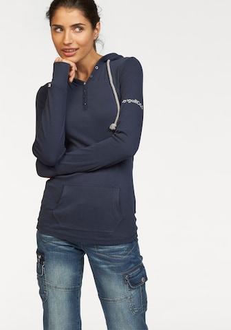 KangaROOS Shirt in Blue