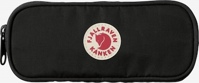 Fjällräven Tasche in pastellrot / schwarz / weiß, Produktansicht