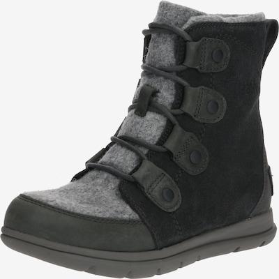 SOREL Škornji 'EXPLORER JOAN' | siva barva, Prikaz izdelka