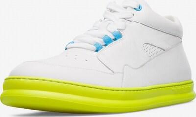 CAMPER Sneaker 'Runner' in blau / gelb / weiß, Produktansicht