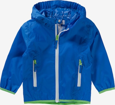 PLAYSHOES Baby Regenjacke in blau, Produktansicht