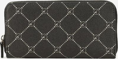 TAMARIS Porte-monnaies 'Anastasia' en noir / blanc, Vue avec produit