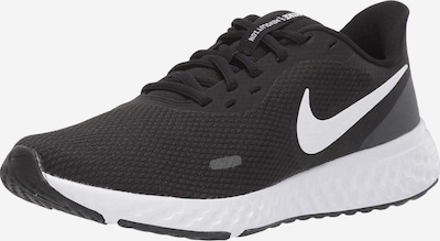 NIKE Running shoe 'Nike Revolution 5 W' in Anthracite / Black / White, Item view