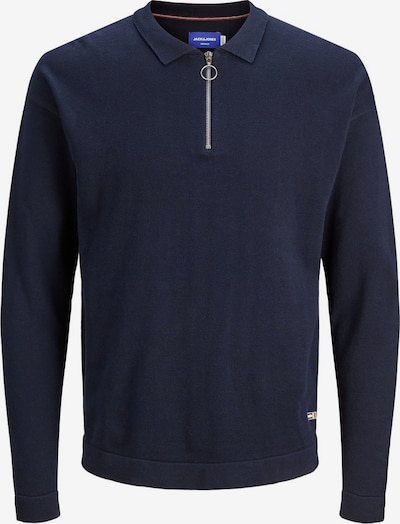 JACK & JONES Pullover in navy, Produktansicht