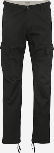 Carhartt WIP Cargobroek 'Aviation Pant' in de kleur Zwart, Productweergave