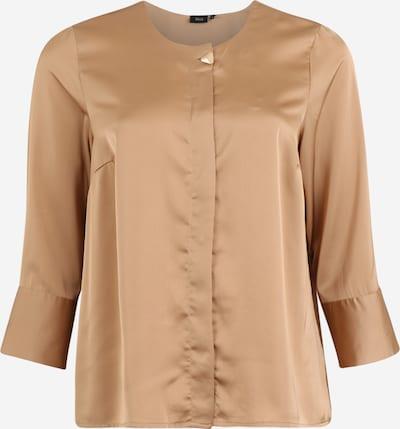 Zizzi Bluse 'MSINDY' in beige, Produktansicht