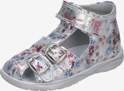 RICHTER Sandalen in mischfarben / silber, Produktansicht