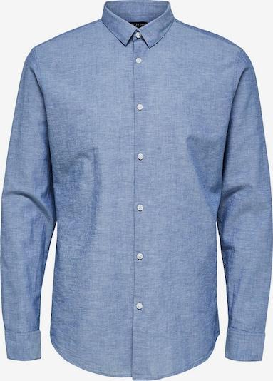 SELECTED HOMME Hemd in blue denim, Produktansicht
