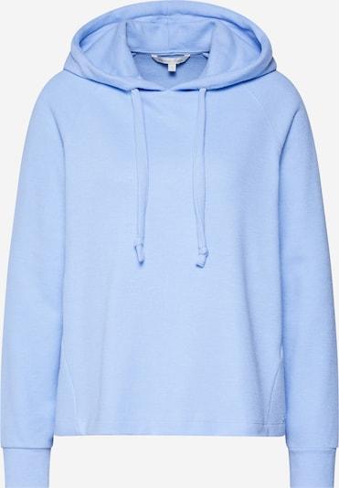 TOM TAILOR DENIM Sweatshirt in hellblau, Produktansicht