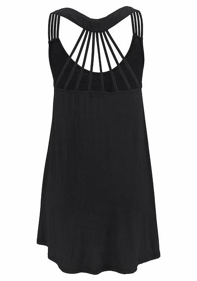 BUFFALO Pludmales kleita melns, Preces skats