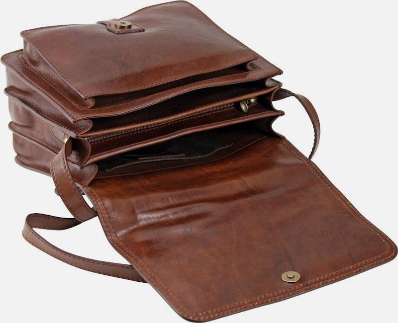 The Bridge Leather Shoulder Bag Story Donna