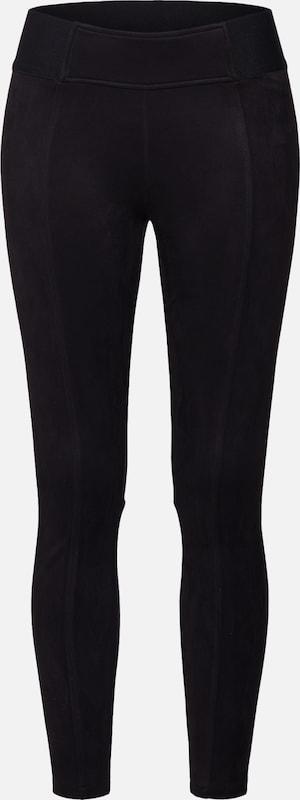 Red 'velours En Noir Label Pantalon jeggings' S oliver QrdBExeWCo