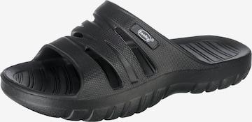 FASHY Beach & Pool Shoes in Black