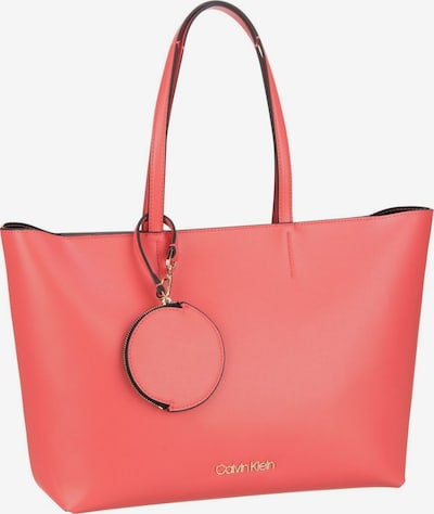 Calvin Klein Handtasche in hellorange / pink, Produktansicht