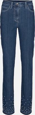 heine Jeans in Blauw denim