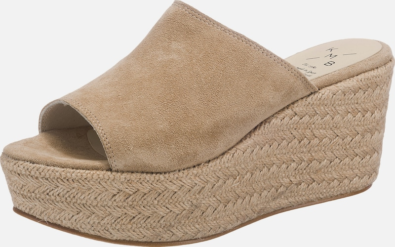 KMB Gracer Sandaletten Leder Bequem, gut aussehend