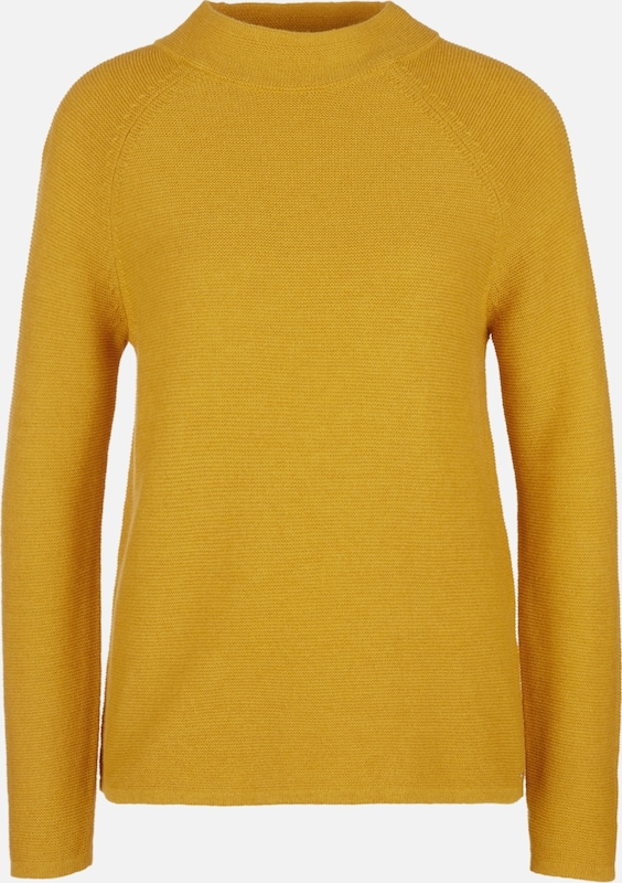 s.Oliver Strickpullover yellow