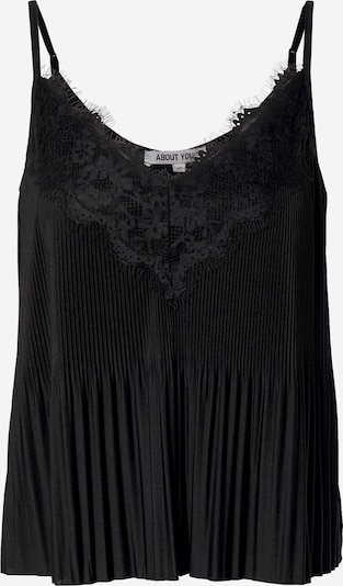 ABOUT YOU Top 'Bettina' in Black, Item view