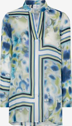 ETERNA Langarm Bluse 1863 by ETERNA - PREMIUM in blau, Produktansicht