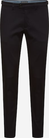 DRYKORN Trousers with creases 'Kill' in Blue