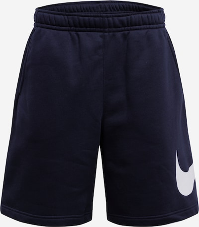 Nike Sportswear Shorts 'M NSW CLUB SHORT BB GX' in schwarz, Produktansicht