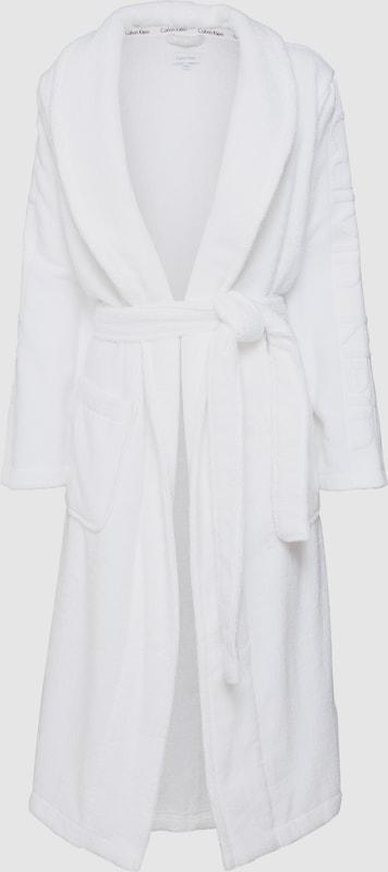 5a3efea14732b Calvin Klein underwear Bademantel  ROBE  in weiß