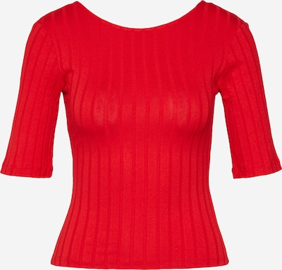 piros EDITED Póló 'Elisha', Termék nézet