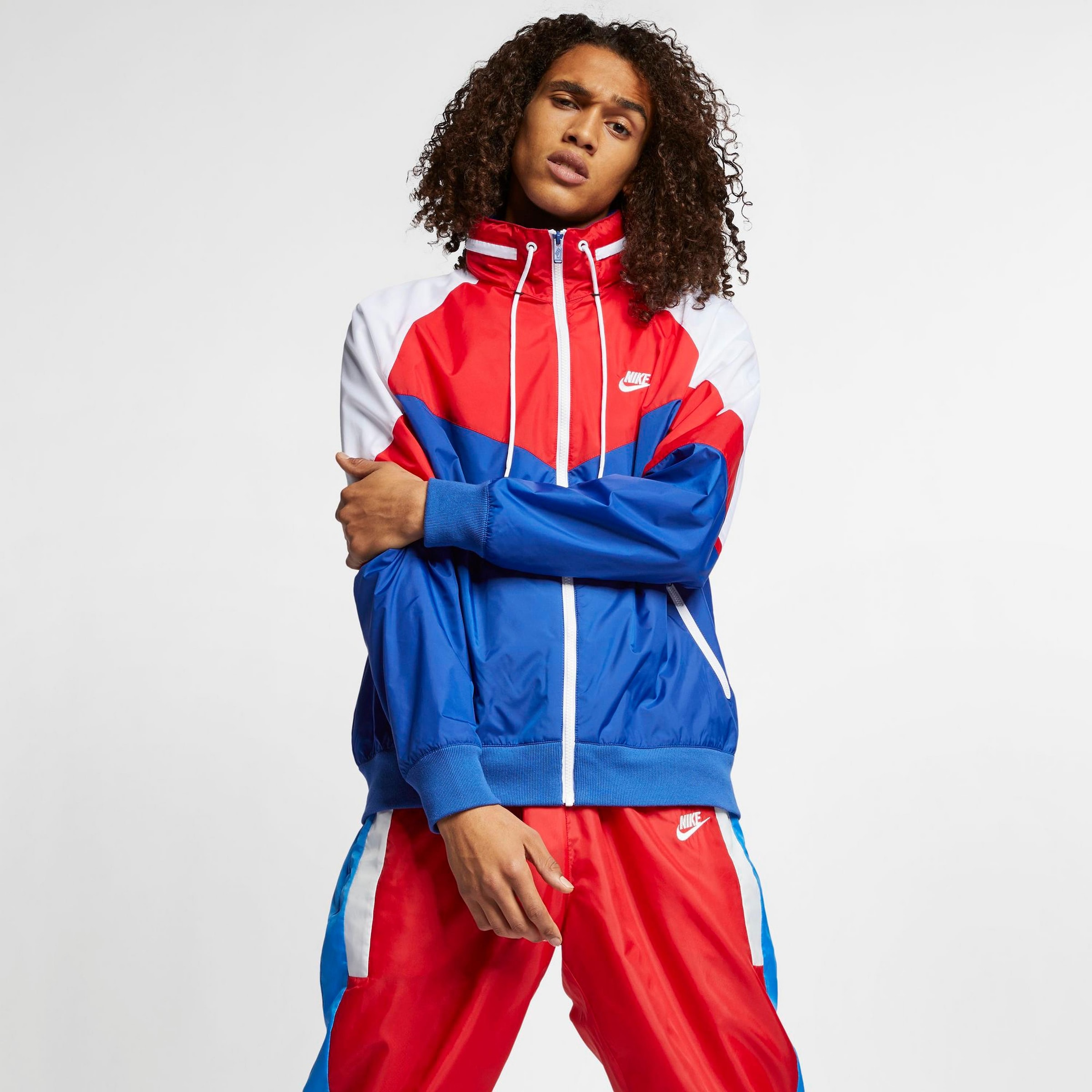 Sportswear RoyalblauCranberry Nike Windrunner Weiß In 5j3ARq4L