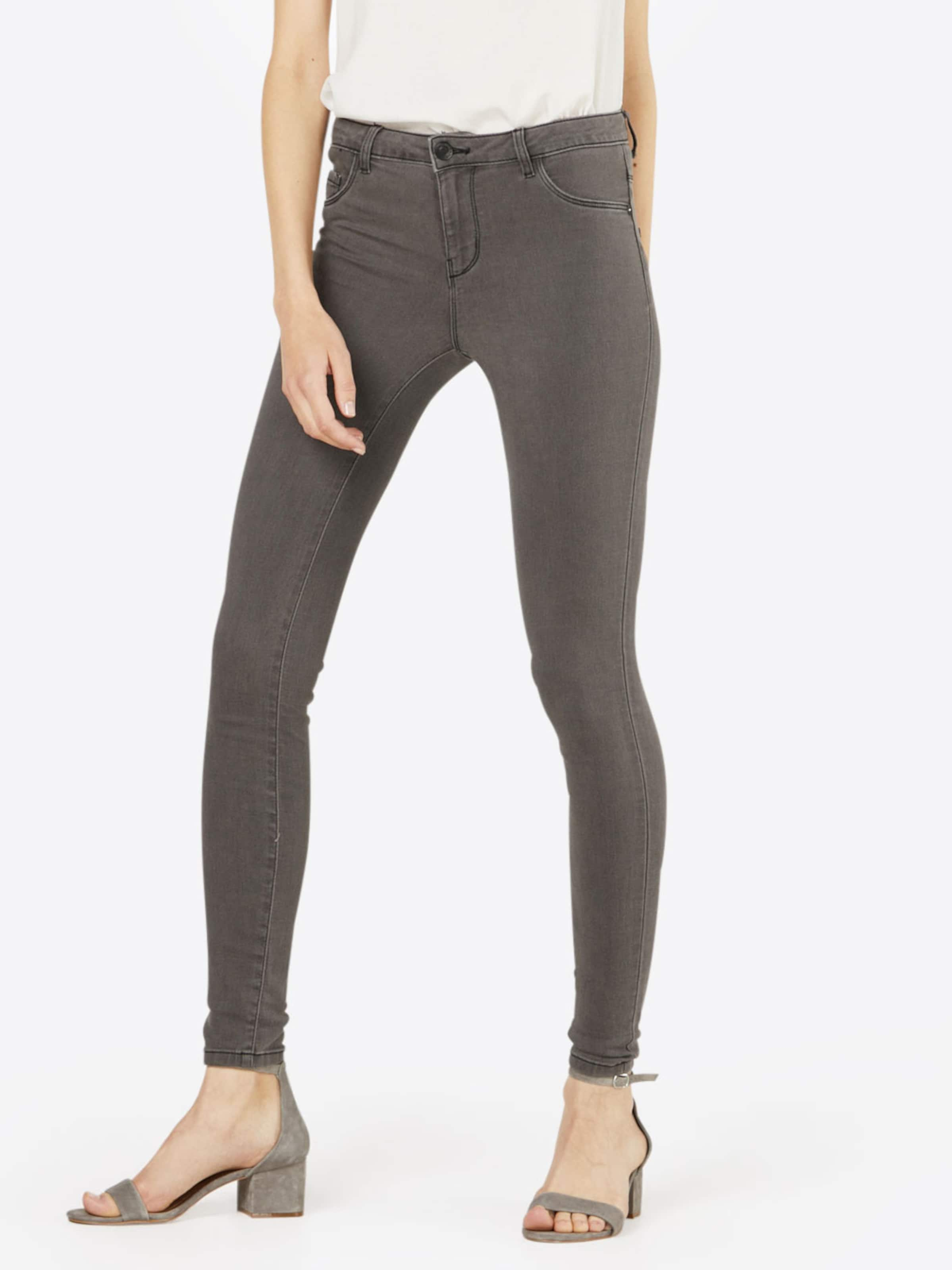 2018 Neuester Günstiger Preis JACQUELINE de YONG 'JDYSKINNY LOW ULLE GREY JEANS DNM NOOS' Skinny-Jeans Neue Stile Zu Verkaufen Extrem Günstig Online Gut Verkaufen Verkauf Online Billig Original uU3uiJw3a